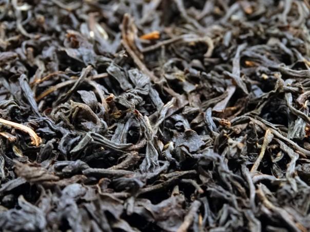 Assam thé fumé par Tea & Cie