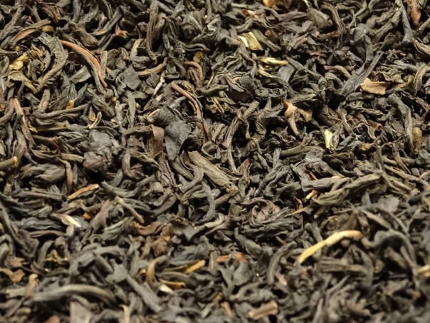 Thé noir blend So British par Tea & Cie
