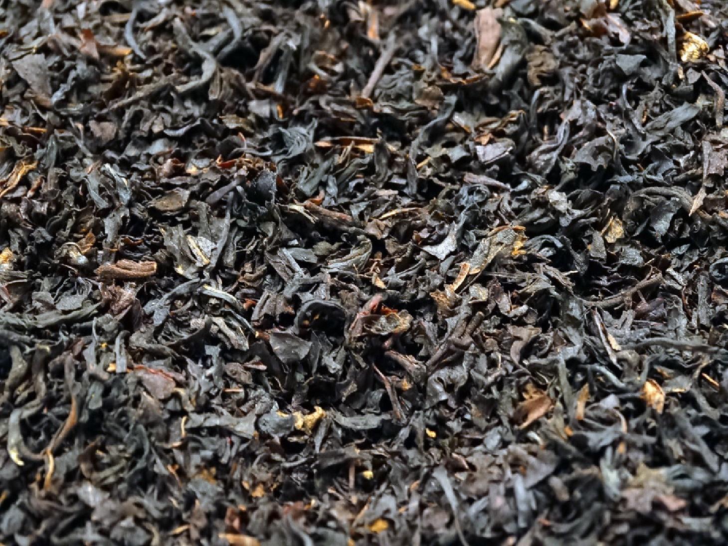thé noir aromatisé vanille gourmande par Tea & Cie