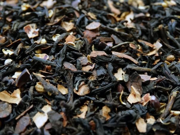 thé noir aromatisé chocolat cacao Yucatan par Tea & Cie commander du thé