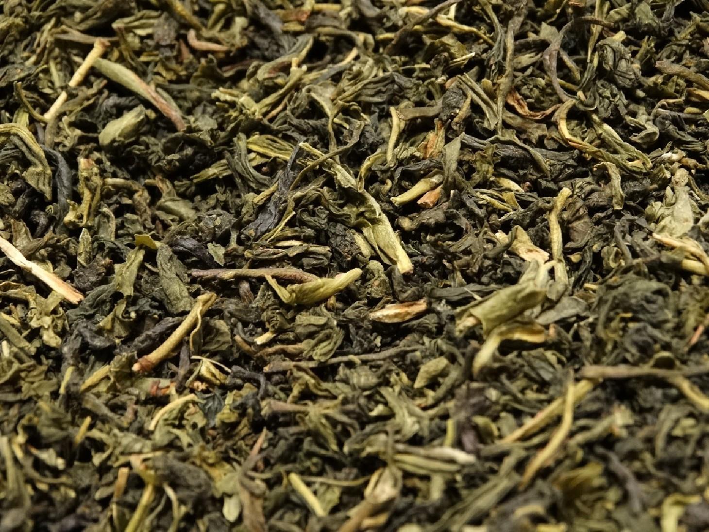 rare thé vert darjeeling Risheehat premium indu pure origine par Tea et Cie www.teacie.com