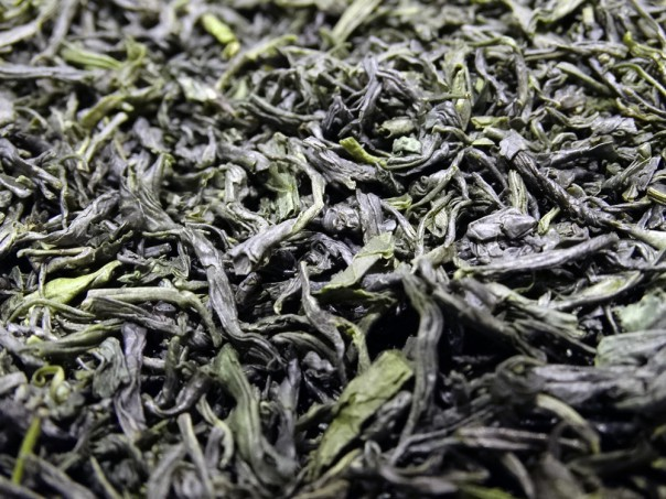 Green tea First Flush Hubei, China pure origin