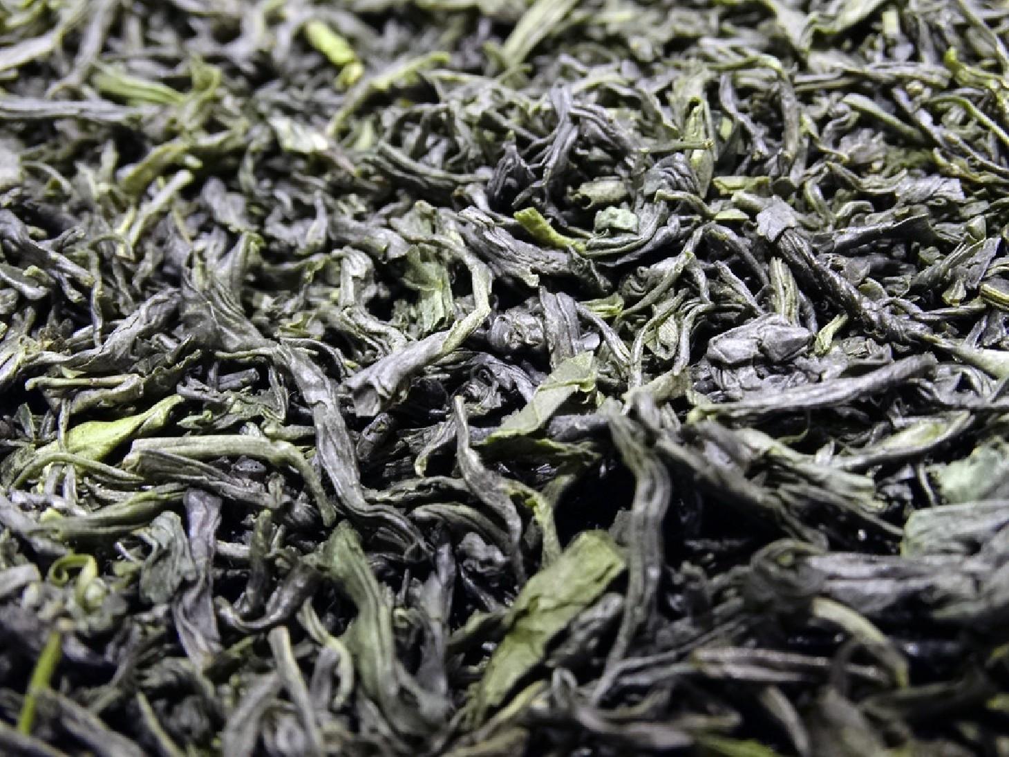 Green tea First Flush Hubei, China pure origin