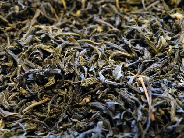 Pure high altitude green tea from China Anhui Huangshan