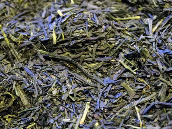 Sencha Fukuyu green tea from Japan