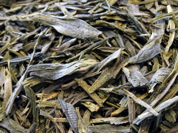 Prestigious Green/Yellow Tea, from the province of Anhui in China