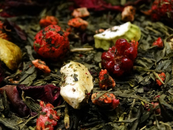 thé vert aromatisé cala romanisa par Tea & Cie offrir du thé