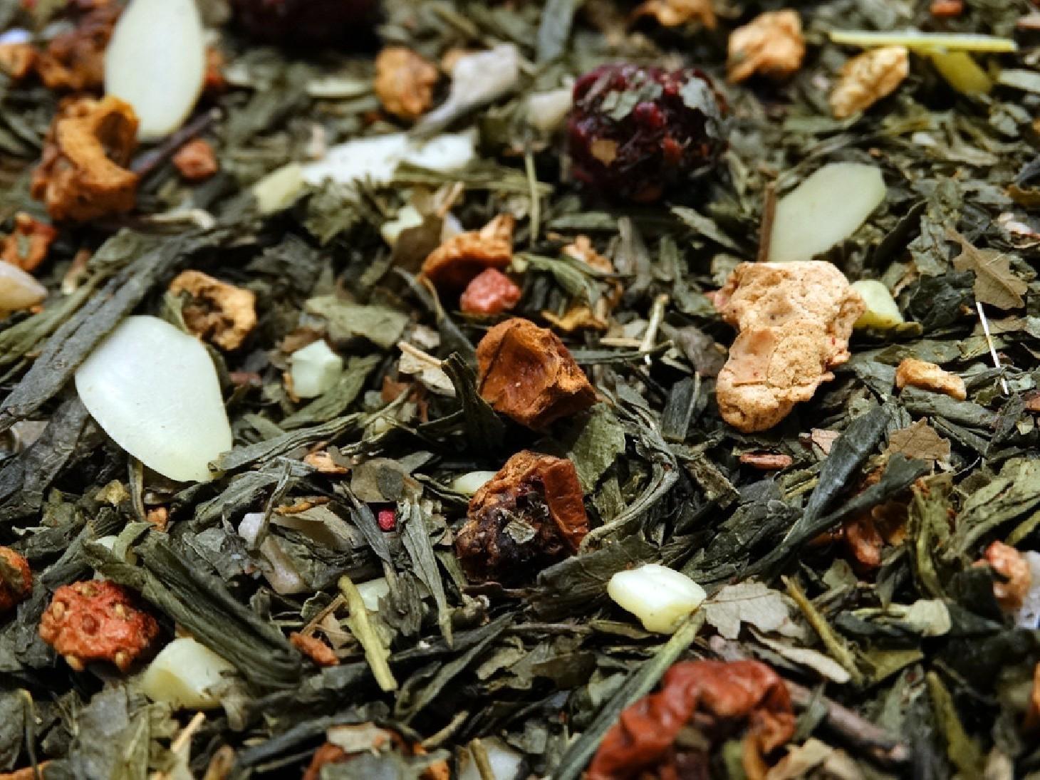 thé vert parfumé aux fruits country & bocage  france usa 6 juin 1944 débarquement hommage par Tea & Cie