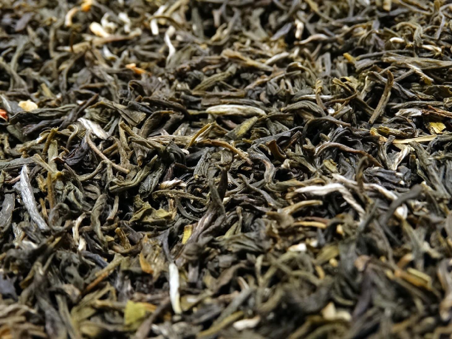 thé vert au jasmin haut de gamme sélectionné par Tea & Cie maison de thé de référence