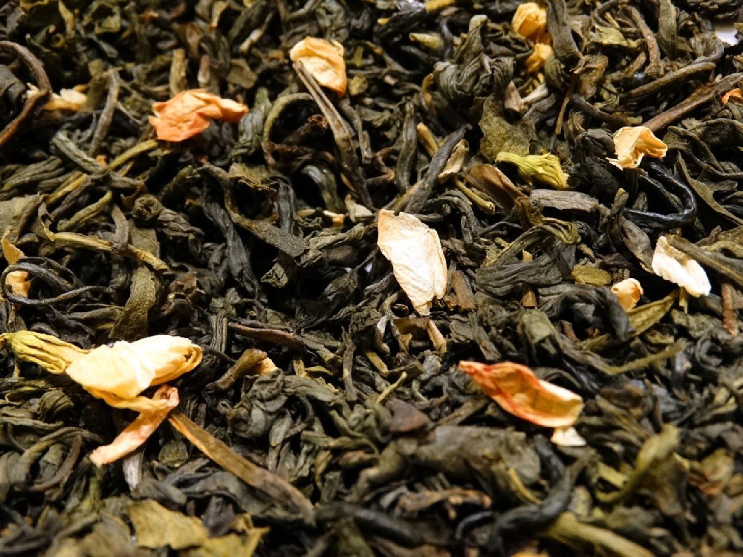 thé vert au jasmin tradition Chine sélectionné par Tea & Cie boutique en ligne à Vannes