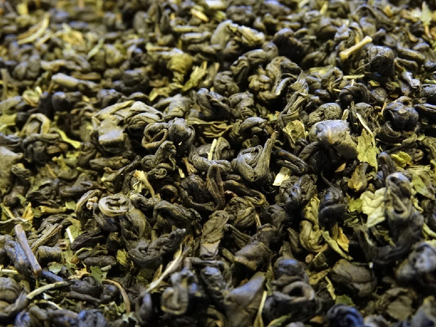 thé vert à la menthe qualité supérieure par Tea & Cie  boutique en ligne