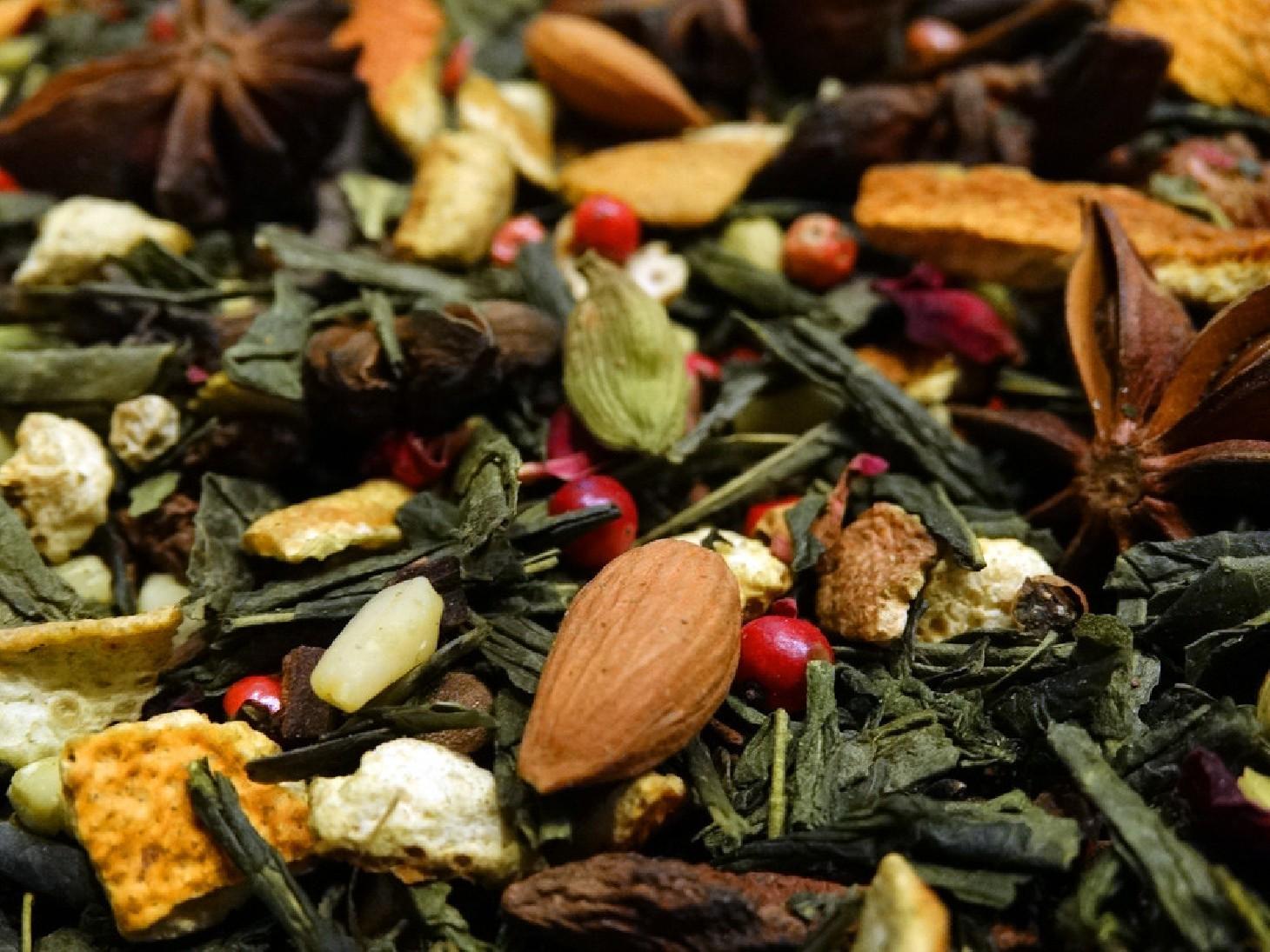 Taiga thé vert aromatisé note pain d'épice taiga par Tea & Cie www.teacie.com