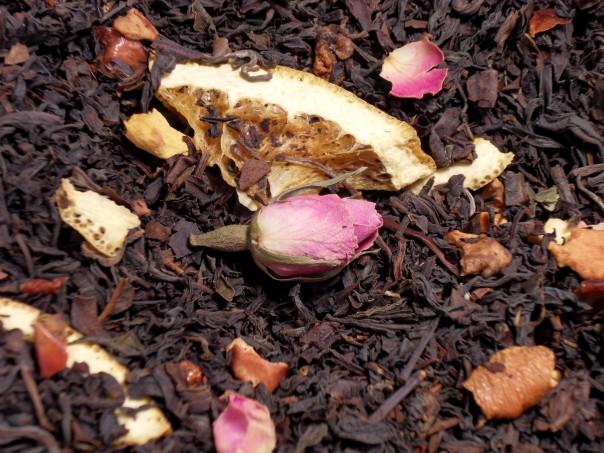 Thé bleu oolong aromatisé begin to believe  Tea & Cie Maison de thé commande internet livraison colissimo