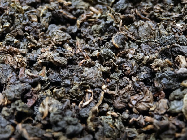 Oolong tea, Fujian Region, China