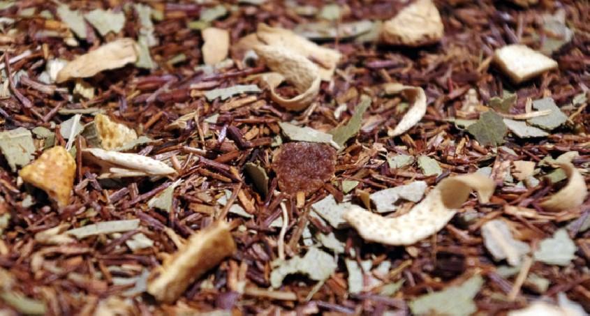 Infusion sans théine rooibosh  koala eucalyptus soir tea & cie boutique de thé en bretagne