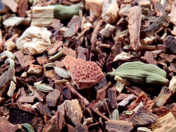thé ayurvedique dosha vata infusion forme et en bien être sans théine par Tea & cie boutique en ligne www.teacie.com