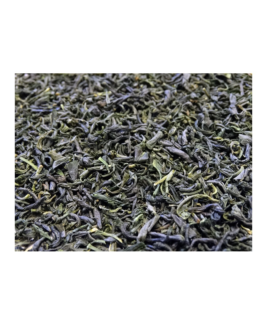 Premium green tea, from the province of Myazaki