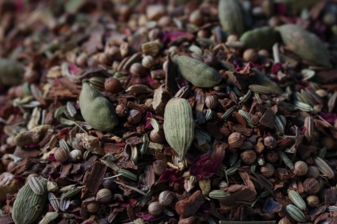 infusion ayurvedique sans théine pitta dosha par tea & cie maison de thé forme et bien être