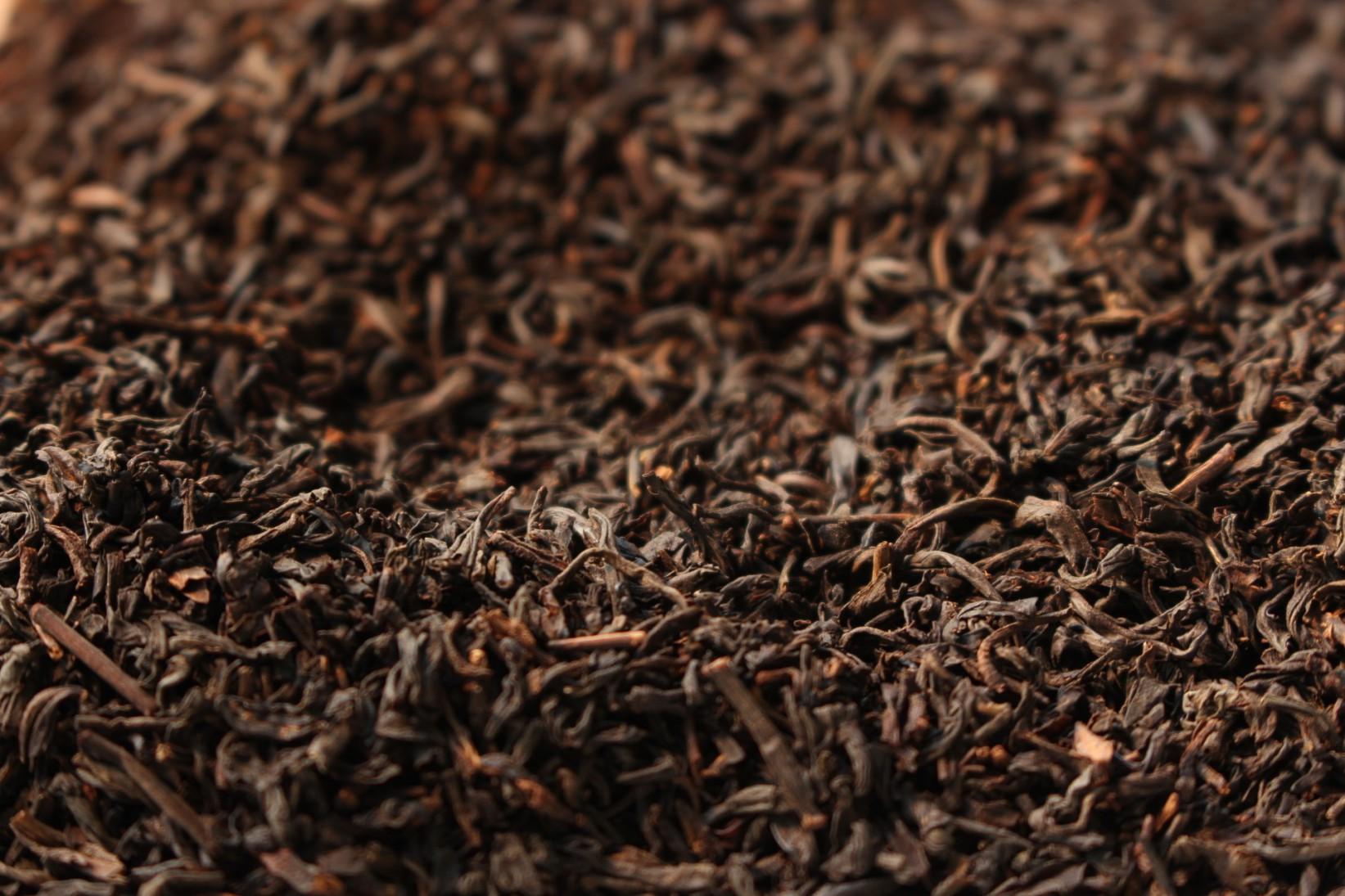 Mild & light black tea from China