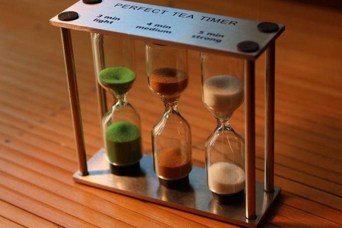 sablier premium 3 4 et 5 minutes intox et verre accessoires du thé cadeaux offrir par tea et cie boutique de thé.