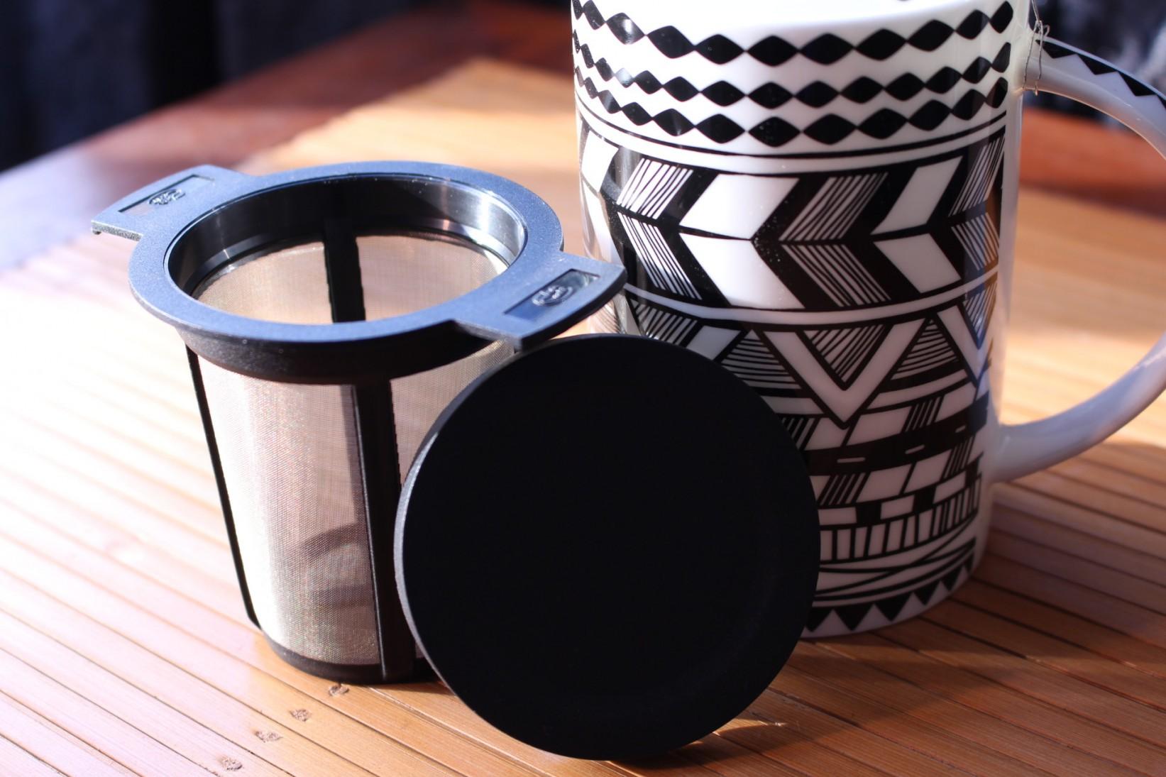 filtre universel infuser à thé par tea & cie boule à thé