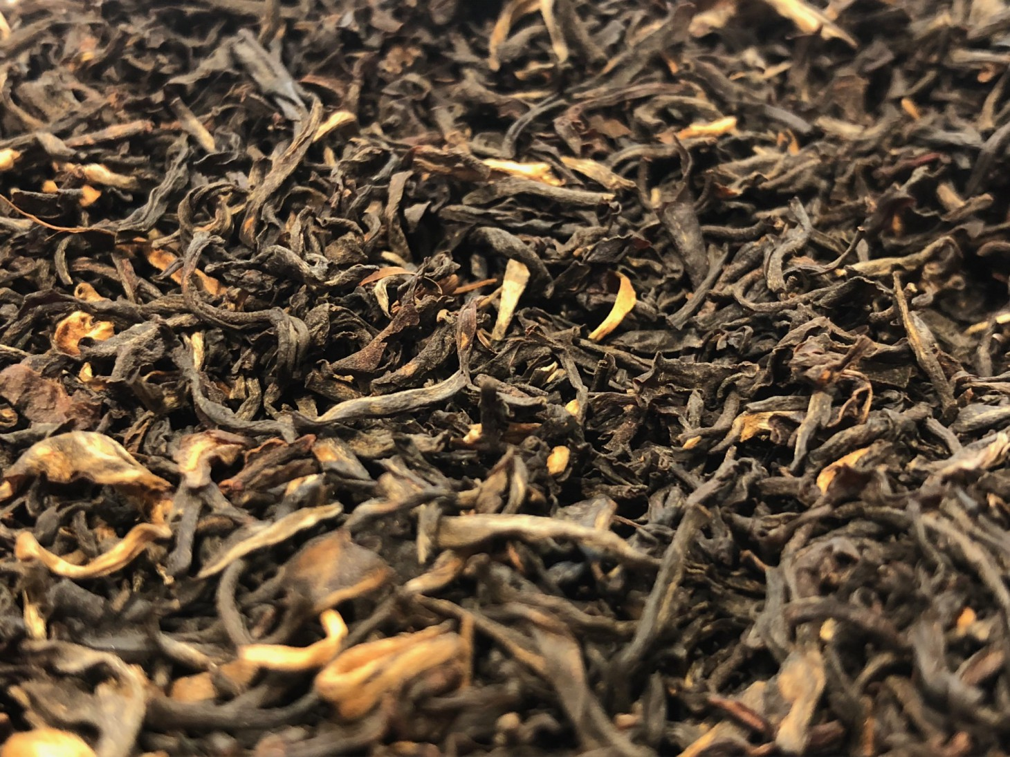 Blend of full-bodied natural black teas