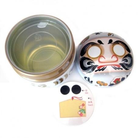 boite-a-the-japonaise-chazutsu-daruma-blanc-100g