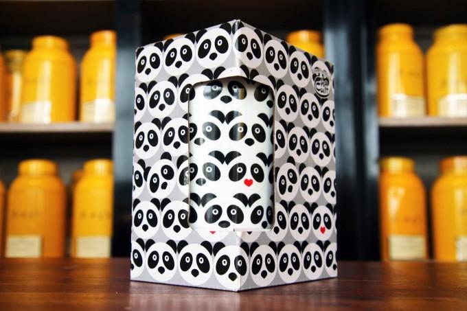 pug jumbo panda cha cult tisanière thé