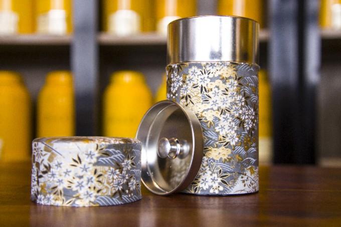 Boîte Washi - Maison de thé Tea&Cie