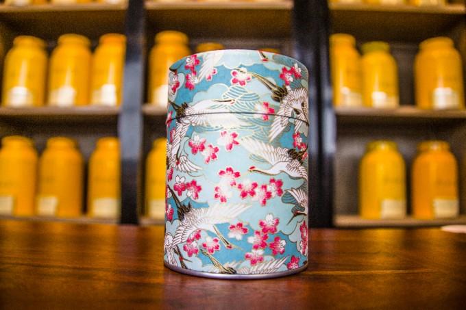 boite à thé washi japon Tea&Cie
