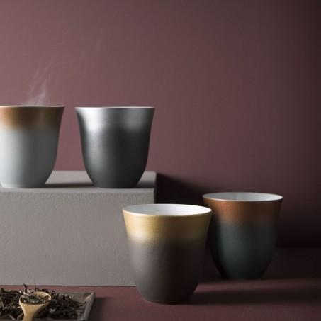 Tasses illusions DEGRENNE - Tea&Cie maison de thé française