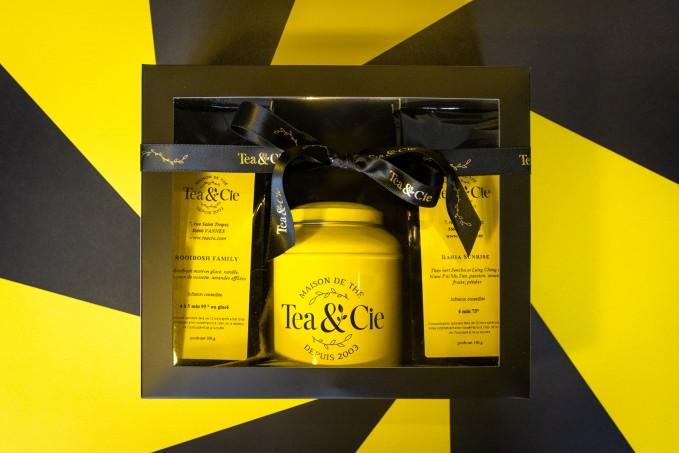 Coffret de thés - Tea&Cie Maison de thé français