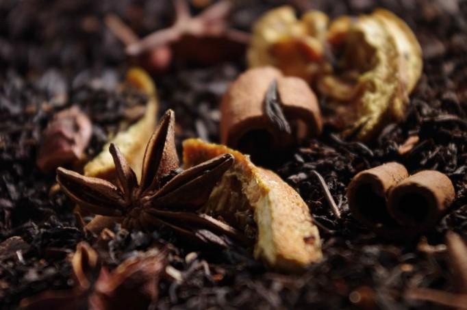 thé noir aromatisé recette de noël  par tea & cie boutique en ligne ww.teacie.com
