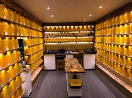 Ouverture d'un comptoir de thé à Rennes